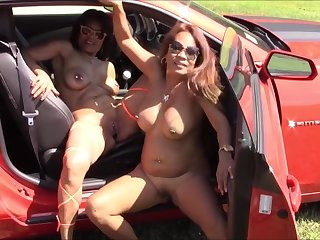 Filipino Sisters on tap Nudes a Poppin 2016 with Camaro