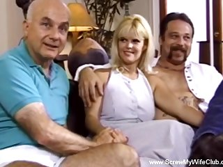 Threesome Is What Swinger Wife Wants  A Lovemaking Enjoyment
