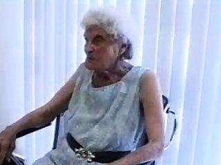 Conscientious Granny Granny Mature Vintage