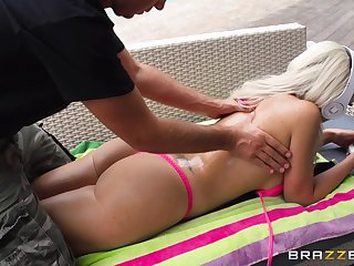 Aroused MILF gets anal fucked and gagged in a rough activity
