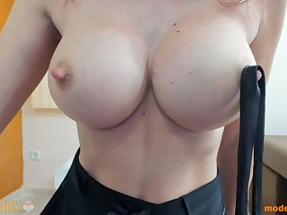 I have big sensitive nipples. Reach you want to bite them?