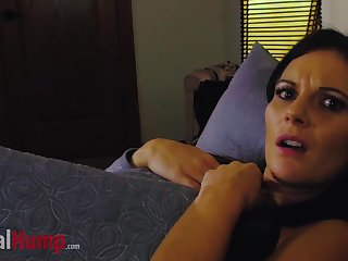 Cougar Mandy Flores And Stepson