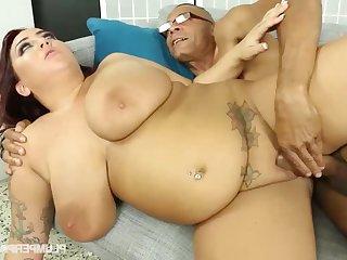 Obese MILF Kendra Lee lasting xxx clip