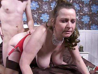 Mature Lady Nel Neelala Having Hardcore Fun with Chris Cobalt