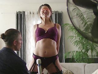 Marvelous anal suits submissive wife with multiple orgasms