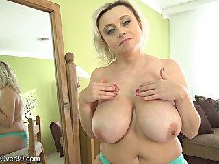 Lustful Milf Incredible Solo Video