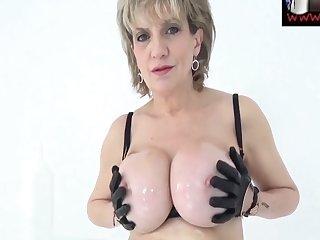 Radical Plummy Big Titted Milf Footage Inc Bts - Uk Big Titt - Lady Sonia