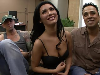 Nikki Capone wants to attempt every posible sex pose in the matter of her affiliate